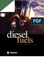 Diesel Fuel Chevron