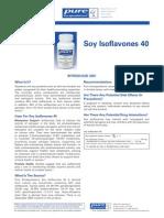 Soy Isoflavones 40