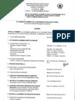 Acuerdo 015 Del 12 de Diciembre de 2011 - rio Academico 2012-1