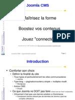 Présentation - Introduction Joomla 2.5.x