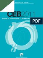CEB - 2011 - Dossier de présentation à l attention de l enseignant (ressource 8938)