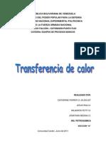 TRANSFEREMCIA DE CALOR...
