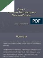 Hormonas, endocrinologia y dinámica folicular