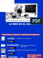 LA WEB EN EL AULA