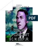 H. P. Lovecraft -Cenizas
