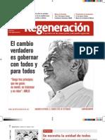 Periódico Regeneracion 24