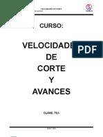 61578719-Velocidades-de-Corte