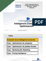 Inteligencia Comercial y Optimización