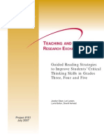 161 Guided Reading Strategies