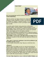 Entrevista a Ancelin Schutzenberg Piscogenealogias y Otros Articulos