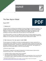 New Asylum Model UK 2007