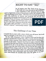 The Challenge of Our Time, an Essay by Arthur Koestler