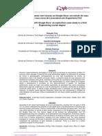A avaliação entre pares com recurso ao Google Docs