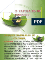 Parques Naturales de Colombia