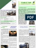 """Publicação Diocesana - """"Vinde e Vede"""" - N.º 15"""