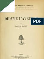 Didyme Par Bardy