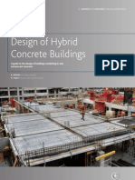 Design Hybrid Concrete Buildings