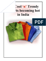 Tshirts Becoming Hot in India