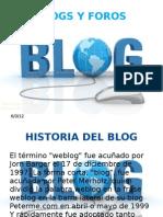 Blogs Y Foros (Expo) Santiago
