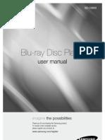 Samsung BD C6800 Manual