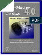 Motor Master User Manual