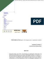 Terceirização_ vantagens e desvantagens para as organizações empresariais