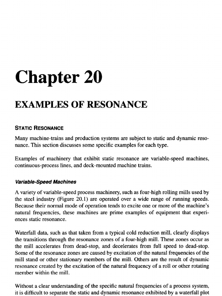 Ch20 Resonance Mechanical Fan