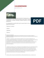 Prevención de la contaminación