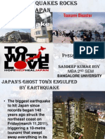 Aswini Ppt Japan Crisis