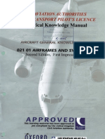 JAA ATPL BOOK 02 - Oxford Aviation - Jeppesen - Airframes and Systems