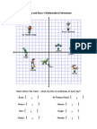 Woody and Buzz Mathematical Adventure