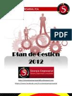 Plan de Gestion 2012 (1)