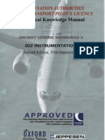 JAA ATPL BOOK 5- Oxford Aviation.jeppesen - Instrumentation