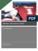 Adidas Introduces RGIII
