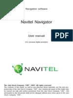 Manual NavitelNavigator5.1 PDA ENG
