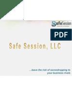 Safe Session Presentation