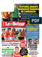 LE BUTEUR PDF du 04/06/2012