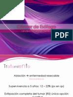 Tratamiento Ca Esofago