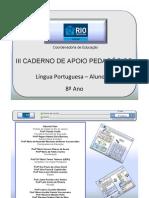 8AnoLPortuguesaAluno3CadernoNovo