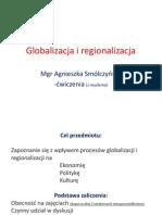 0_Globalizacja i Regionalizacja - Wprowadzenie - 0- 27.09.2010
