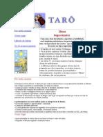 Apostila Do Taro