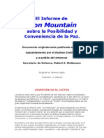 Informe de Iron Mountain