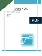 Trabajo Word 2012