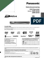 Panasonic DMR EH53