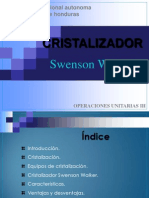 Cristalizador OP3