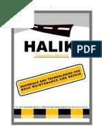 Halik Operation Manual