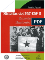 Pablo Pozzi - Historias Del PRT-ERP II - Humberto Tumini