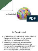 La Creatividad Clase 4