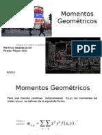 Momentos Geométricos
