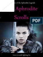 The Aphrodite Scrolls by Draya Mooney